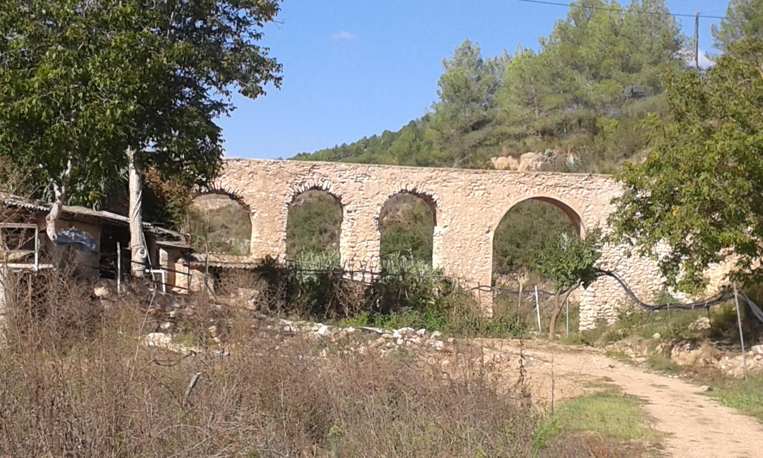 Aqueducte Pont d'Armentera